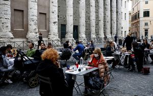 Italy closes gyms, shuts restaurants and bars early to fight COVID-19