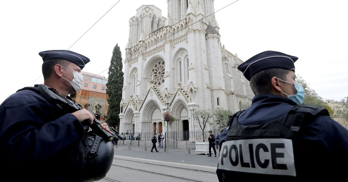 Second person arrested in France after fatal knife attack