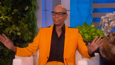 RuPaul The Ellen DeGeneres Show