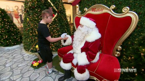 Sensory-friendly Santa is giving all kids the opportunity to have a photo with the 'man in red'.