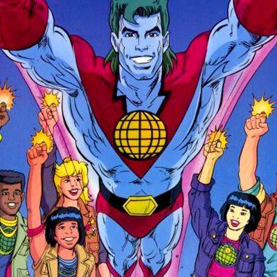 1: Captain Planet