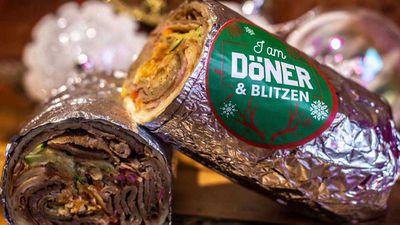 Restaurant serving reindeer kebab