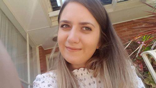 Courtney Herron was found dead in a Melbourne park.