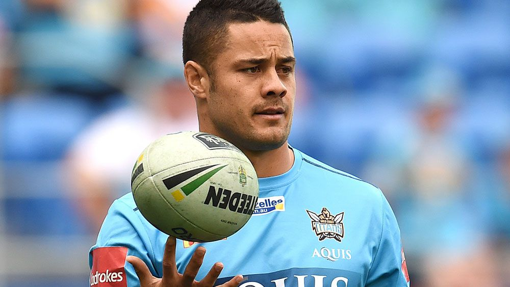 Jarryd Hayne could return for the Blues next year. (AAP)