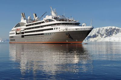 <strong>Ponant's Luxury Arctic Cruises</strong>