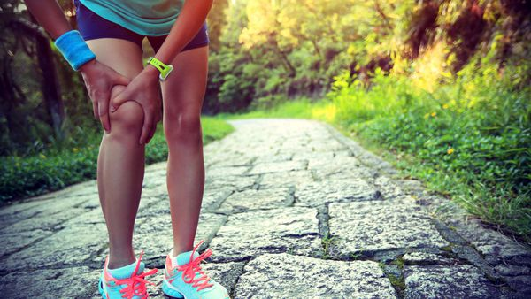 Got noisy knees? Clicking is fine, crunching not so much