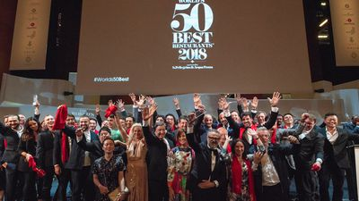 The World's 50 Best Restaurant awards 2018 - and why they are heading for irrelevance