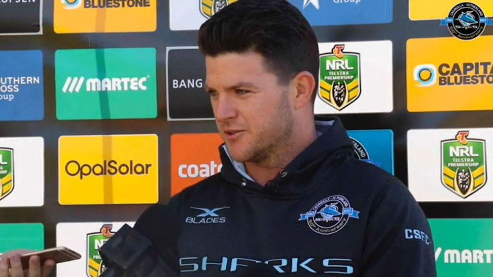 NRL clubs divided as Cronulla halfback Chad Townsend warns disaster looms over salary cap