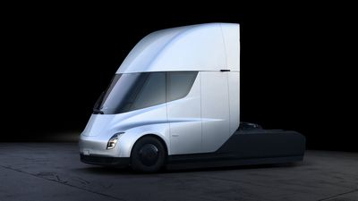 Tesla unveils all-electric Semi truck to start production in 2019