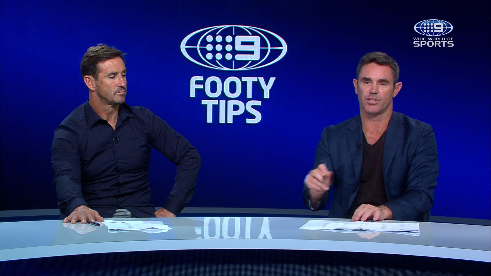 NRL footy tips finals week three: Freddy, Joey and Channel Nine's stars give their winners
