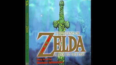 <p>The cover art for this Legend of Zelda-inspired short story was pointed and laughed at because its unintentional penis. </p><p> Based on the videogame 'A Link to the Past', the image showed a sword overgrown with moss. </p><p> But its cross guard, grip and pommel made it look like a ruder kind of hilt. </p><p> </p>