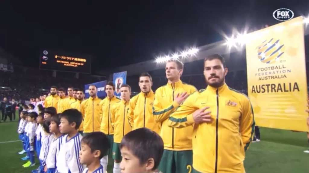Socceroos know what's at stake