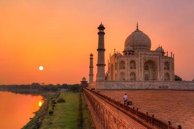<strong>Taj Mahal, India</strong>