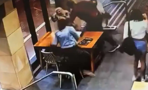 A pregnant woman is calling for solidarity after claims her alleged attack at a Western Sydney cafe was Islamophobia.