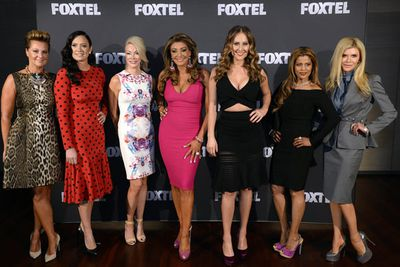 Welcome back, ladies. All the housewives, except for Andrea Moss, are back for more catfights, cocktails and C-bombs (remember how much drama that caused last season?).<br/><br/>Chyka Keebaugh, Gina Liano, Jackie Gillies, Janet Roach and Lydia Schiavello return with two new firecrackers: art consultant Gamble Breaux and property developer Pettifleur Berenger.<br/><br/>We do know this: the housewives take a trip up to Sydney and an international luxury jaunt too. Thailand's our bet. It's on Foxtel's Arena channel around February.<br/><br/>Image: Foxtel.