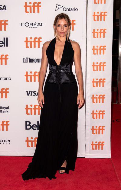 Sienna Miller, 2018 Toronto Film Festival