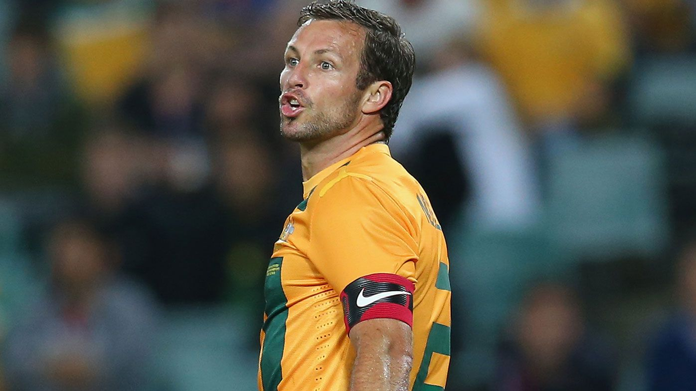 Lucas Neill breaks six-year silence following unveiling of new Matildas coach