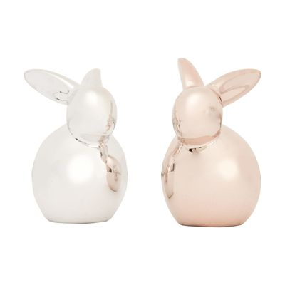 "<a href=""http://www.kmart.com.au/product/metallic-look-bunny---assorted/1278311"" target=""_blank"">Kmart Metallic-Look Bunny, $2.</a>"
