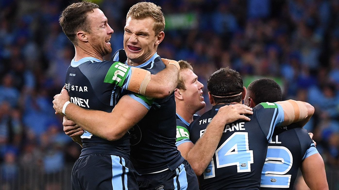 NSW Blues thrash Queensland in Game 2 to send 2019 State of Origin series into decider