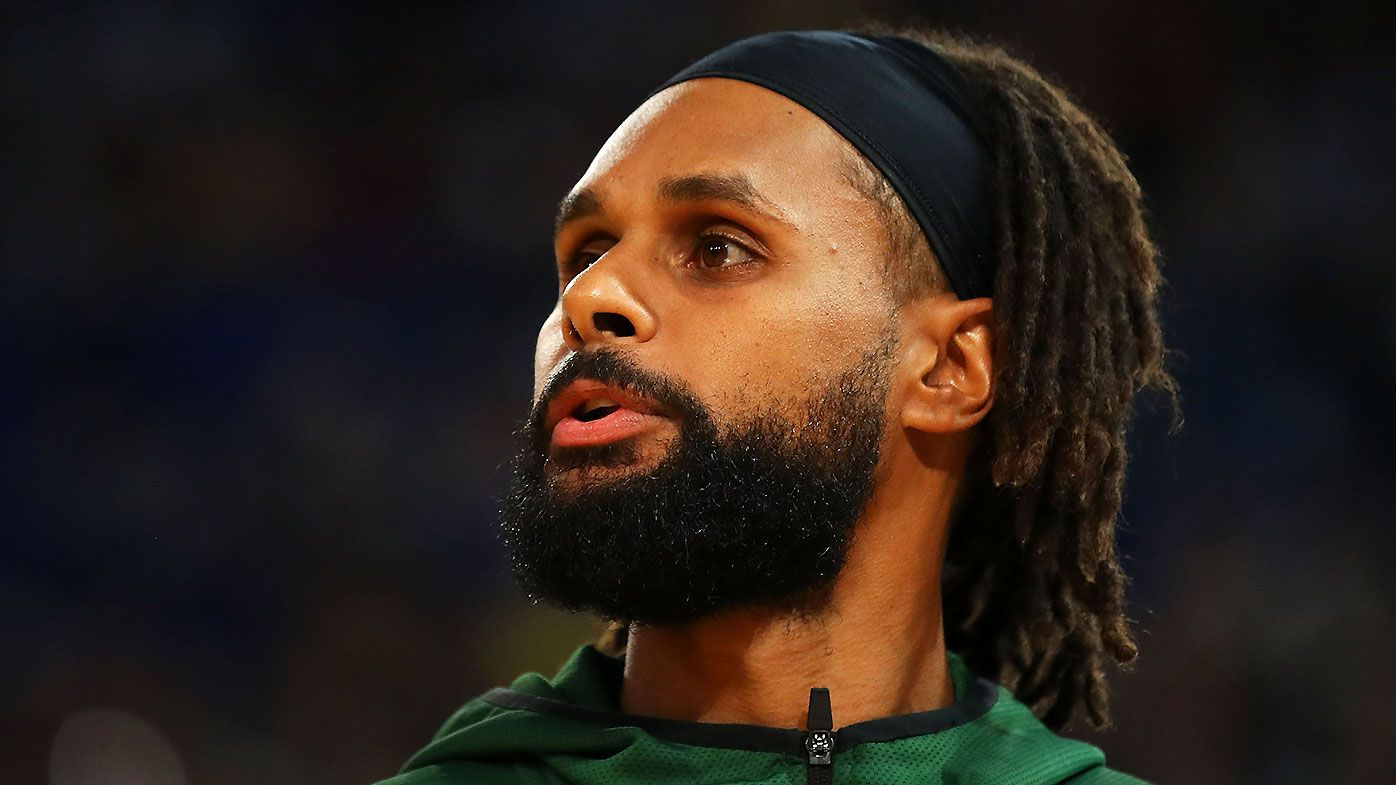 Patty Mills throws support behind Ben Simmons as Australian names final squad for Tokyo Olympics