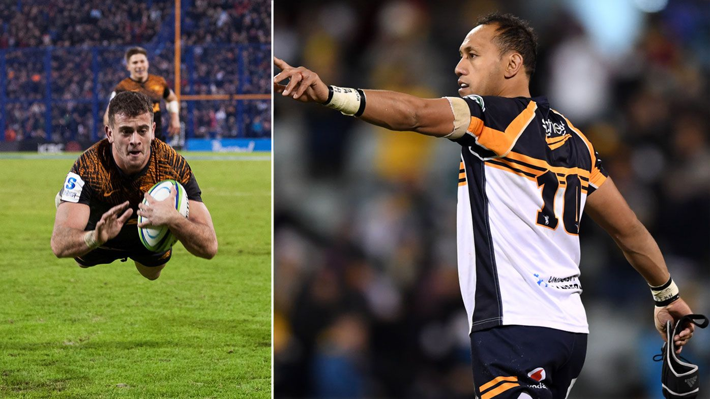 Jaguares defeated Brumbies