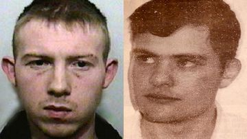 Homophobic murderers become first same-sex couple to wed in prison