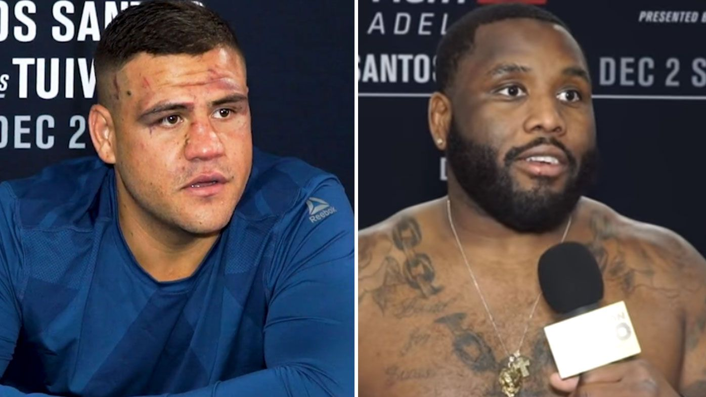'I'll f-----g punch his teeth in': Australian UFC star Tai Tuivasa's response to Justin Willis' taunts