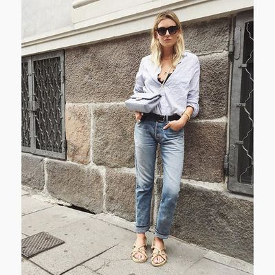 <p>If we were to build a shrine for casual dressing, this look would sit at its centre.</p>