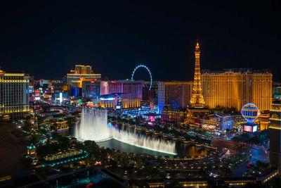 6. Las Vegas