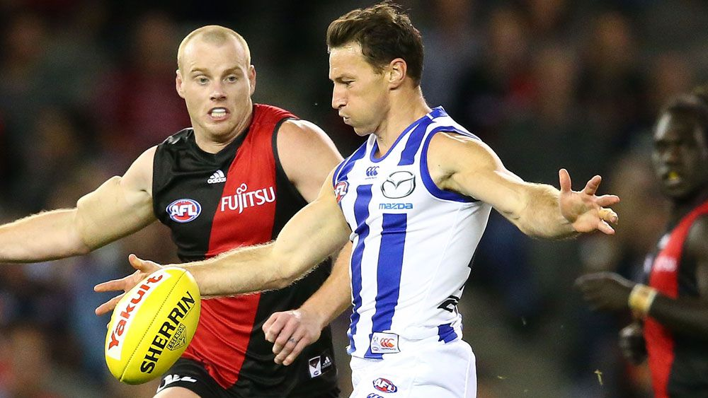 Kangaroos stay perfect against Dons in AFL