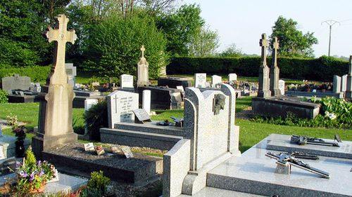 Tax payment demand sent to dead Frenchwoman's grave