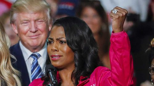 Donald Trump and  Omarosa Manigault-Newman have had a spectacular falling out.