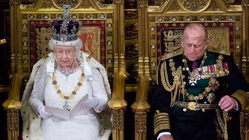 Duke of Edinburgh pulls out of an event due to poor health