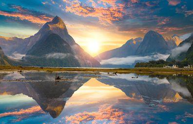 19. FIORDLAND NATIONAL PARK, NEW ZEALAND