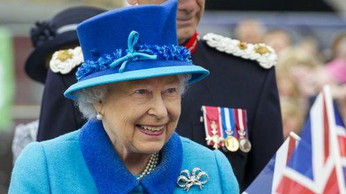 Celebrations begin over Queen Elizabeth's record reign