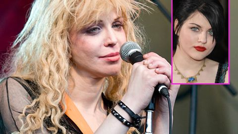 Exposed: Frances Bean Cobain's 'harrowing' life with mum Courtney Love