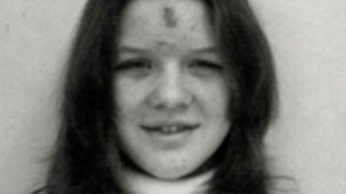 This undated photo provided by the Marion County Sheriff's office shows Janie Landers who was brutally stabbed and beaten to death in Oregon 38 years ago (Marion County Sheriff's Office via AP)