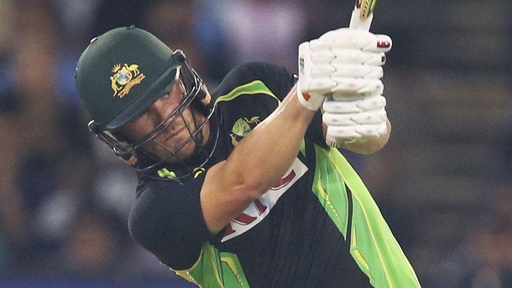 Finch racing clock for T20 World Cup