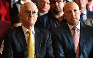 Analysis: Why Malcolm Turnbull wants the Coalition to lose the election