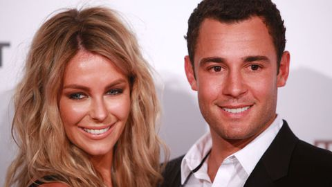 Jennifer Hawkins shares intimate proposal moment
