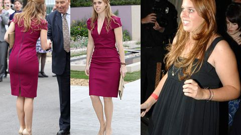 Princess Beatrice keeps losing weight