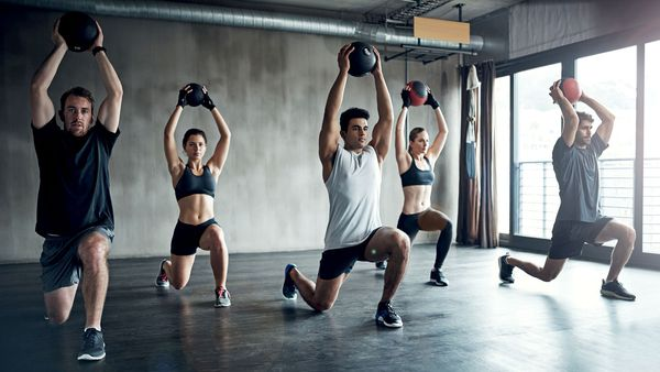 Why men should try 'women's' workouts and women should try 'men's
