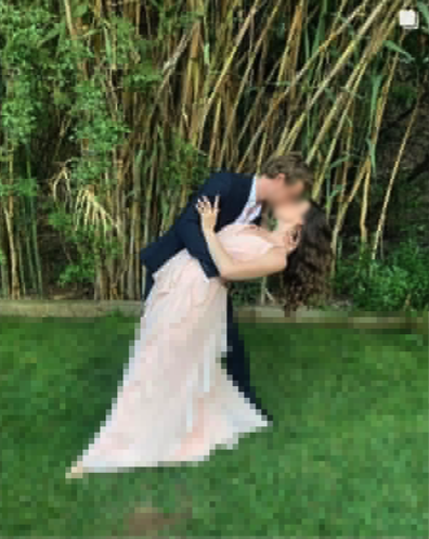 Woman's wedding dress choice slammed for being 'too bridal'