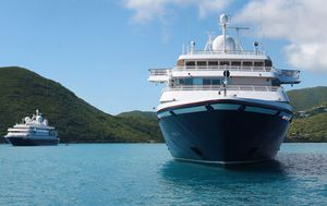 Coronavirus cases rise aboard first cruise to resume sailing in the Caribbean