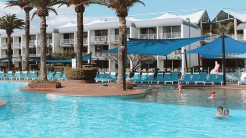 You could win a seven night's stay at Sea World Resort on the Gold Coast.