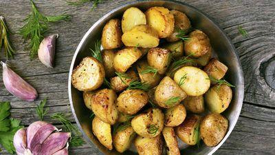 10. Potatoes