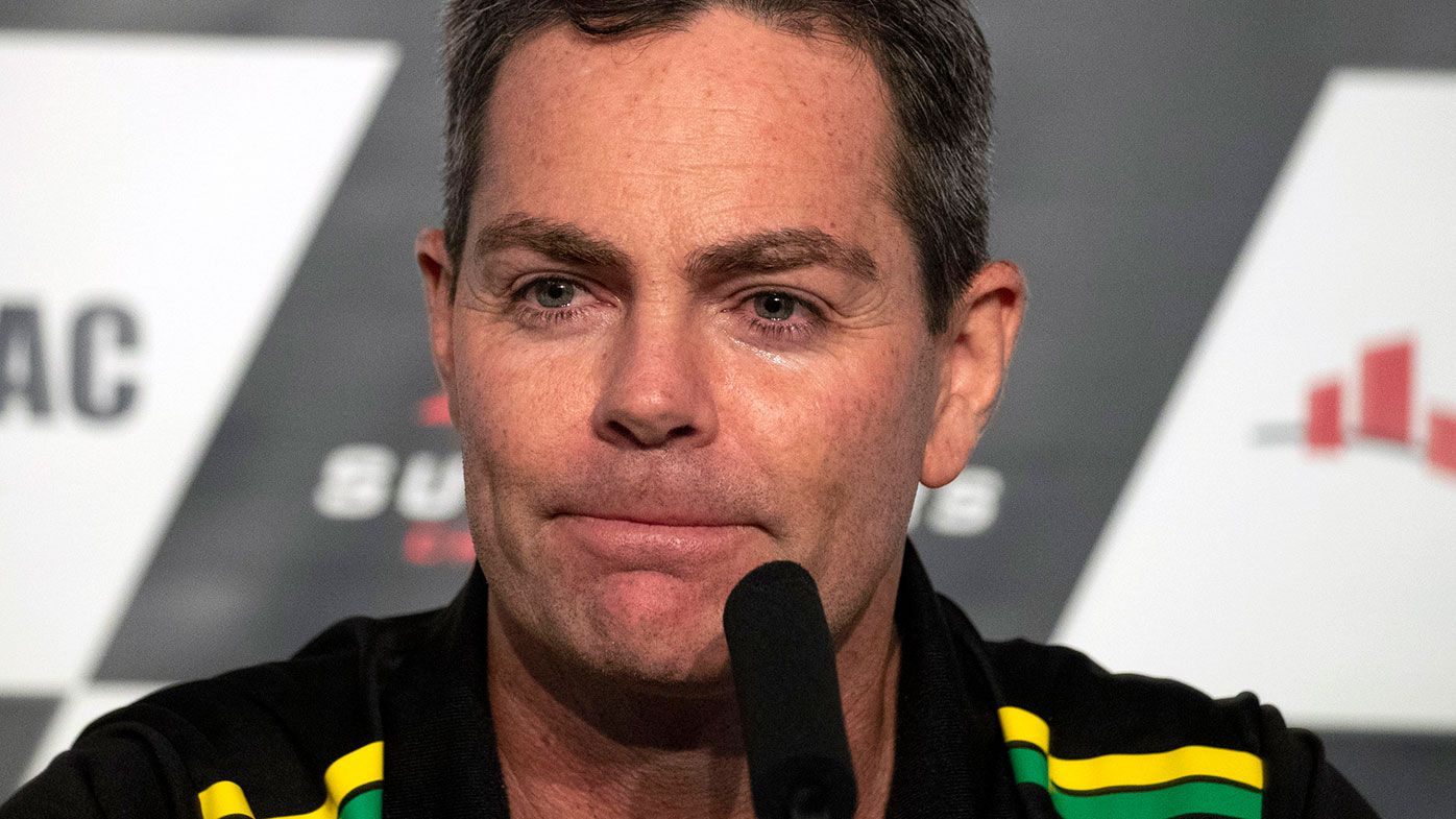Six-time Bathurst champion Craig Lowndes