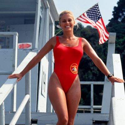 Nicole Eggert as Summer Quinn: Then