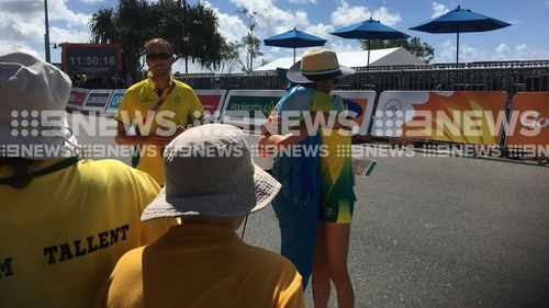 Aussie Claire Tallent disqualified by judge who's known her for years