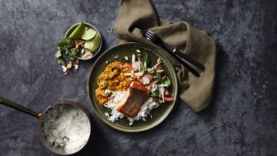 Sustainably focused $20 meal kits from Jock Zonfrillo and Lavazza